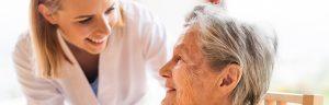 Erste Hilfe für pflegende Angehörige